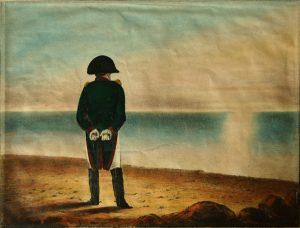 Napoléon, sujet favori de Dimitri Casali